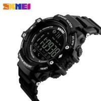 Jam Smartwatch Bluetooth Pedometer Sport Pria Skmei casio gs BYjm1477