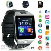 SKY U9 Jam Tangan HP Smartwatch Touchscreen GSM Silver BYsma813