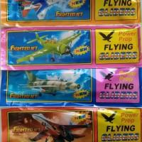 jual Pesawat Bongkar Pasang Gabus Busa Tradisional Mainan Anak Edukasi