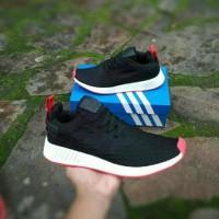 064f9477e Sepatu Adidas NMD R2 Premium Sneakers Kets Casual