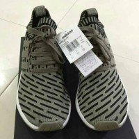 2316fa2fd ADIDAS NMD R2 OLIVE GREEN SNEAKERS SHOES ONESTOPSHOPZ
