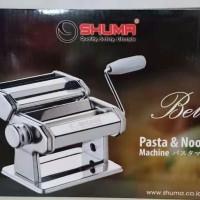 Shuma Bello 150AT Pembuat Mie & Pasta - Stainless Steel