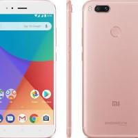 PROMO BELI 2 GRATIS 1 HP XIAOMI MI A1 (4GB/64GB) ROSE GOLD