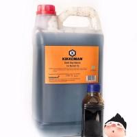 Kikkoman Dark Soy Sauce- Kecap Asin Pekat Halal 250ml