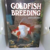 GOLDFISH BREEDING AND GENETICS (HARDCOVER)