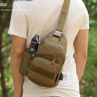 Tas Selempang / Slempang Sling Bag Tactical USB 211