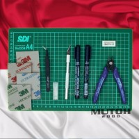 Gunpla Gundam Tools Set tool set toolset toolkit toolkit| SDI A4