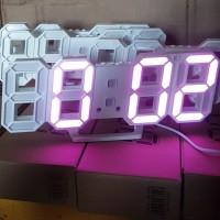 Digital Clock 6609