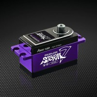 SERVO POWER HD STORM 7 13KG 0.055S LOW PROFILE BRUSHLESS HIGH VOLTAGE