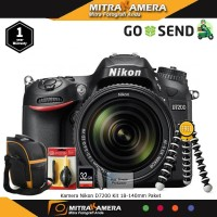 Kamera Nikon D7200 Kit 18-140mm Paket