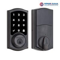 Kunci Elektrik Touchscreen Deadbolt KWIKSET ELC.DB.915 Black