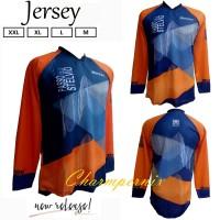 Harga new baju kaos jersey sepeda downhill scott | Pembandingharga.com