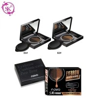 Novo Eyebrow Cushion Two Tone