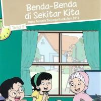 Buku Tematik SD Kelas 5 Tema 9 -Benda-benda di Sekitar Kita-