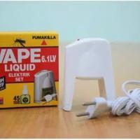 Vape liquid refill 45 malam gratis alat!