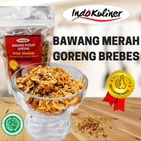INDOKULINER Bawang Merah Goreng - Bawang Goreng Brebes 100g