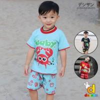 Dessan Baju Setelan Anak Laki-Laki Under The Sea Seri 2