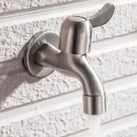 kran air kran tembok stainless SUS 304 model toto wasser