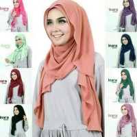 Harga jual hijab instan kerudung jilbab simple cantik modern kode   Pembandingharga.com