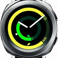 SAMSUNG Gear Sport SmartWatch - Black BYsma1010
