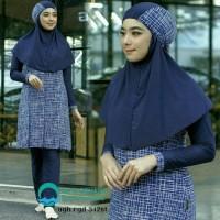 Baju Renang Muslimah Syari Wanita Dewasa Aghnisan AGH 342