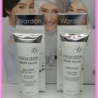 Harga Wardah White Secret Night Cream Hargano.com