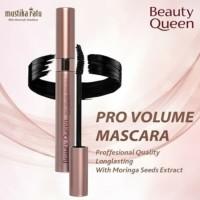 Harga mascara mustika ratu beauty queen pro volume mascara | Hargalu.com