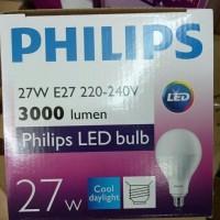 Lampu Philips Led 27 Watt 27 W 27Watt 27W - Putih