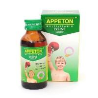 LIMITED 60Ml APPETON With Lysine Syrup Vitamin Anak Laris