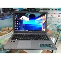 Promo LAPTOP GAMING SECOND ASUS X550ZE MURAH GAME ENTENG GRAFIS CUT