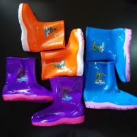 Sepatu Boot Plastik Anak - 6 pasang (GROSIR)