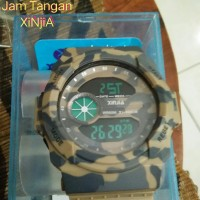 Jam Tangan Xinjia Army