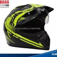 Harga helm yamaha mtx model cross   antitipu.com