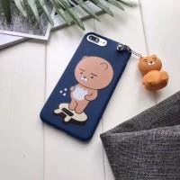 Xiaomi Pocophone F1 Samsung E5 E7 RYAN BONEKA GANTUNG CASE