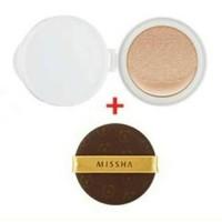 MISSHA X LINE M Magic BB Cushion Brown Edition (Refill)