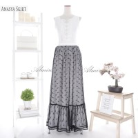 ff1d9e6a0ce3 Rok   Panjang   Pesta   Maxi   Wanita   Muslimah Anasya Long Skirt