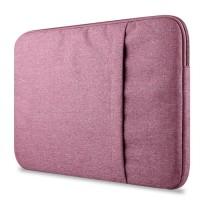 Tas Laptop Macbook Air/Pro Acer Dell Asus Lenovo HP Case Bag Pink