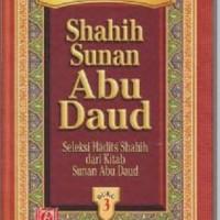 Buku Hadits Shahih Sunan Abu Daud Jilid 3