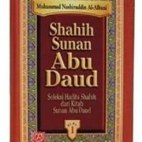 Buku Hadits Shahih Sunan Abu Daud Jilid 1