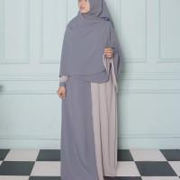Khimar Berry Perdana Size L - Hijab Alila