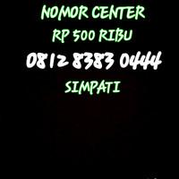 Nomer Cantik SIMPATI Seri Triple 444-0812 8383 0444 Cantik sm4