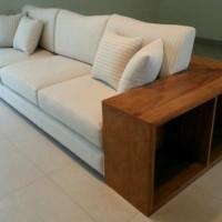 kursi kayu panjang sofa bed kursi sofa minimalis J170