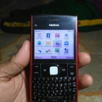hp Nokia X2-01 qwerty seken murah siap pakai.ready stok