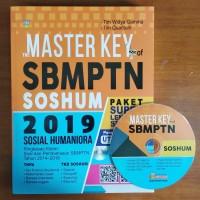 Buku Soal SBMPTN - Buku Master Key of SBMPTN Soshum 2019