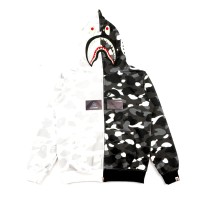 996aba29 Hoodie Bape Half Camo Glow in the Dark Mirror Quality 1:1 Original