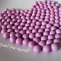 Coklat Lagie Miniball Pink 1kg