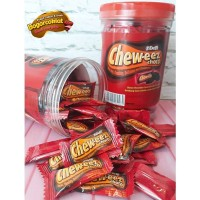 Coklat Delfi Cheweez Toples