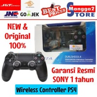 Harga stick stik ps4 wireless controller dualshock | Hargalu.com