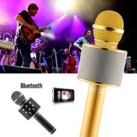 Mini KTV Karaoke Microphone Speaker Bluetooth wireless