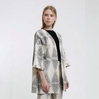 Oemah Etnik White & Grey Gili Timur Outerwear